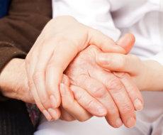 Elder and assistant hands